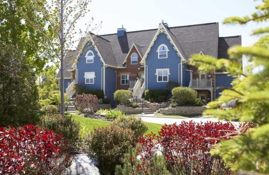 Snowbridge Blue Mountain Village Golf Course Property